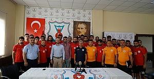 1920 Maraşspor'un İlk Maçı Elazığsporla