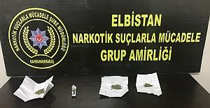Afşin'de 8 Kişi Gözaltına Alındı