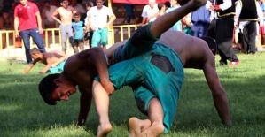 Altın Kemerli Güreş Festivali Yapıldı