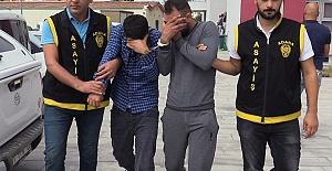 Kapkaççı Tutuklandı