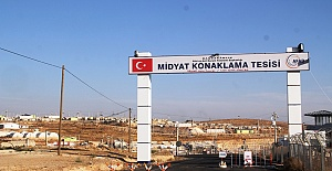 Midyattaki Suriyeliler Kahramanmaraşa...