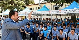 Öğrenciler Erkoç'u Yılın Başkanı Seçti