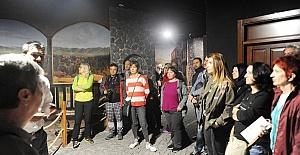 Müzeyi 8 Ayda Kaç Kişi Ziyaret Etti