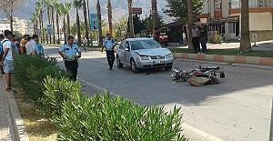 Trafik Kazasında 1 Ölü 1 Yaralı