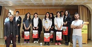 Ekinözü Belediyesinden Öğrencilere Destek