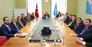 KMTSO Milletvekilleri İle Ankara'da Buluştu