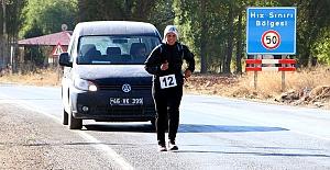 Maratonu 26 Sporcudan 6'sı Tamamladı