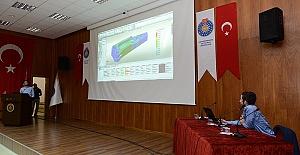 Solidworks Eğitim Semineri Düzenlendi