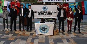Turancı Gençler Cumhuriyet Bayramını...