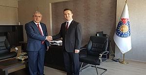 Türkoğlu MYO'ya Yeni Müdür Atandı