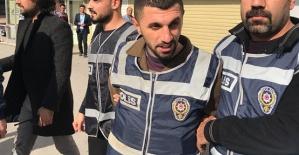 Cinayet Zanlısı Kahramanmaraş'ta Yakalandı