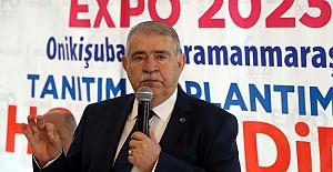 EXPO 2023 Muhtarlara Tanıtıldı