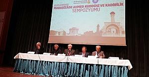 Maraşizade ve Kadirilik Sempozyumu