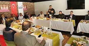 Meslek Komitesi Başkanları Toplandı