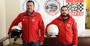 Off-Road Kupası Kahramanmaraş'ta Yapılacak