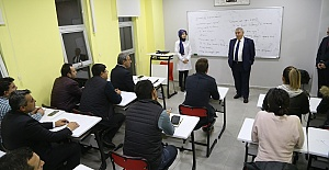 Onikişubat Personeli İngilizce Öğreniyor