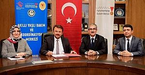 Manevi Evlat II Sözleşmesi İmzalandı
