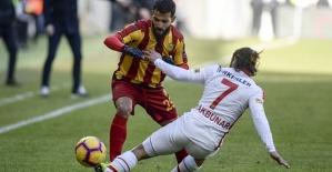 Malatyaspor Göztepeyi 3-2 Mağlup Etti