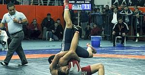Güreş Şampiyonası Sona Erdi