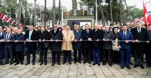 Hocalı Parkı Açıldı