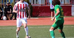 Kahramanmaraşspor Darıca'yı Yendi