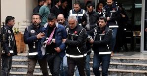 Torbacılardan 7'si Tutuklandı