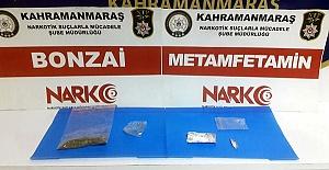 Uyuşturucudan 3 Kişi Yakalandı