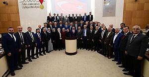 Erkoç Son Toplantısını Yaptı