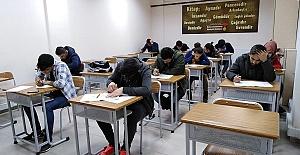 Öğrenciler Deneme Sınavına Katıldı