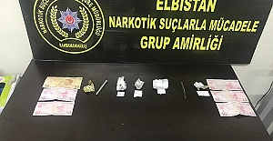 Uyuşturucudan 1 Kişi Tutuklandı