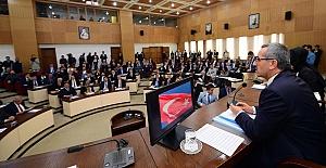 Güngör İlk Meclis Toplantısına Başkanlık Yaptı