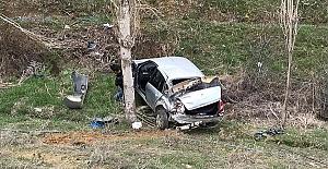 İki Ayrı Kazada 5 Yaralı