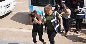 Fuhuş Operasyonunda 4 Tutuklama