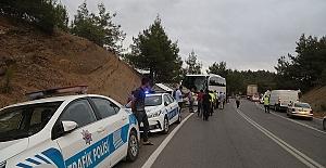 Kahramanmaraş#039;ta Zincirleme Kaza