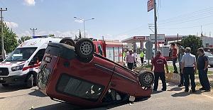 Karne Sevinci Kazayla Bitti 3 Yaralı