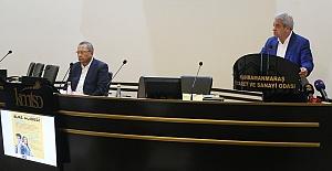 KMTSO Olağan Toplantısını Yaptı