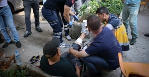 Silahlı Saldırıda 2 Kişi Yaralandı