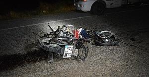 Sürücü Kazada Can Verdi