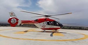 Yaralı Öğretmen Helikopterle Kurtarıldı