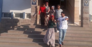 Bohçacı Hırsız Kadınlar Tutuklandı