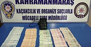 Dulkadiroğlu'nda Tefeci Gözaltına Alındı