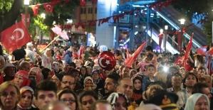 Kahramanmaraş'ta 15 Temmuz