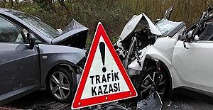 Kazada 11 Kişi Yaralandı