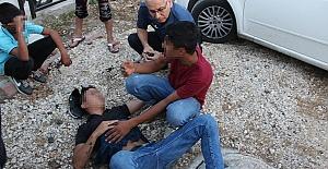 Bıçaklı Kavgada 3 Çocuk Yaralandı