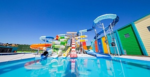 Blueland Aquapark ve Lunapark Açılıyor
