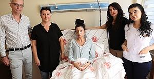 Bosna'dan Ameliyat İçin Geldi