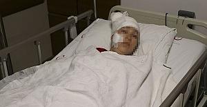 Doğum Yapan Kadını Bıçakladı