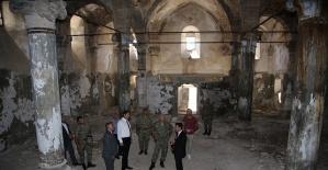 Ermeni Kilisesi Restore Edilecek