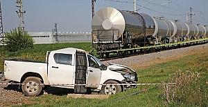 Hemzemin Geçitte Kaza 1 Ölü