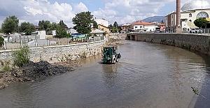 Irmak Yatağında Temizlik